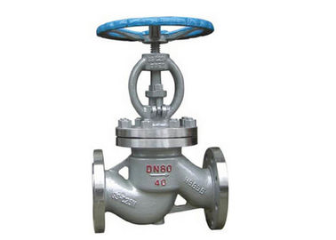 J41 J941 Cast Steel Globe Valve Russian Standard For Low Pressure
